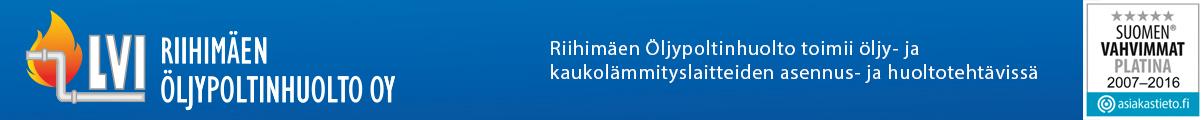 Riihimäen Öljypoltinhuolto Oy
